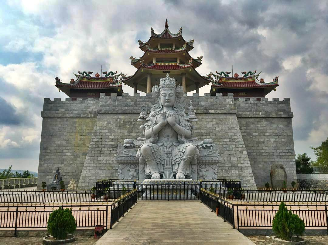 Vihara Ksitigarbha Bodhisattva | Sumber: Wisata Lengkap