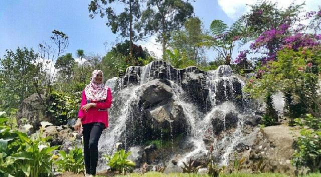 taman air situ lembang ciwidey