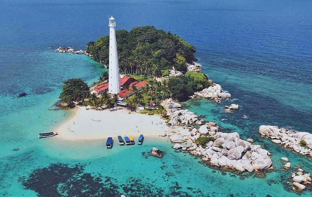 Hasil gambar untuk 1. Pulau Belitung