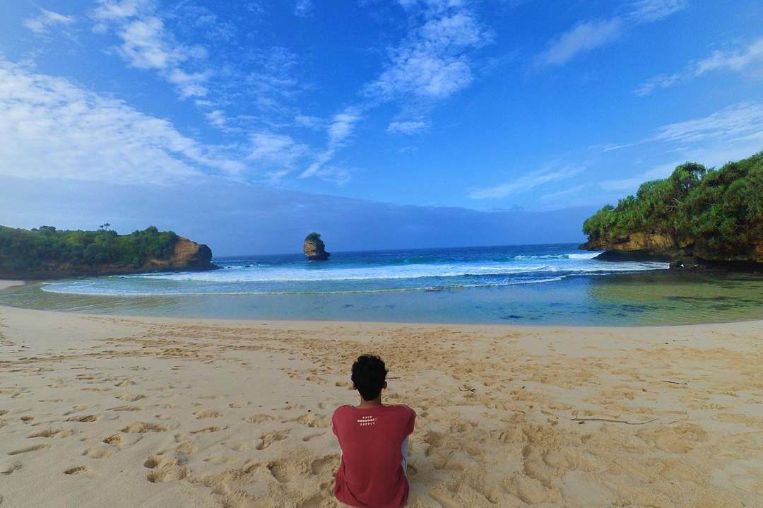 Wisata blitar pantai