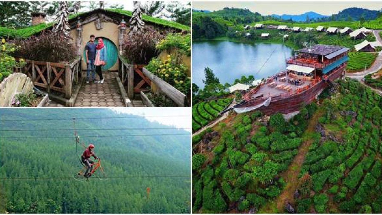 9 Tempat Wisata di Bandung Terbaru yang Lagi Hits 9 – Explore