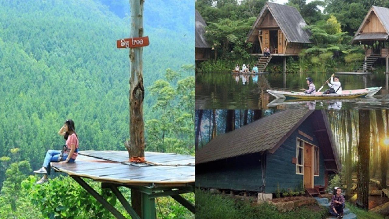 10 Tempat Wisata di Lembang Bandung Terbaru yang Lagi Hits 10