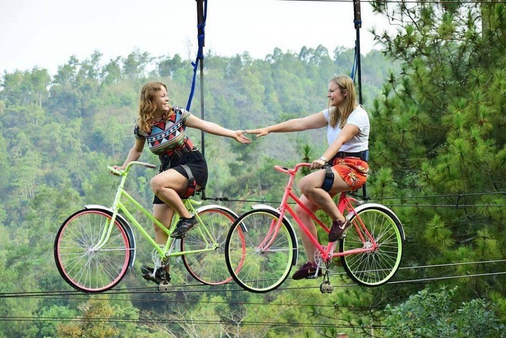 10 Spot Keren Di Batu Flower Garden Yang Lagi Hits 2019 Wisata Malang
