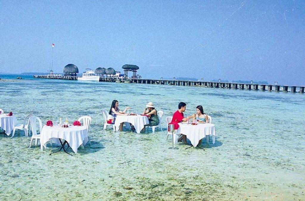 10 Spot Foto Pulau Harapan Yang Paling Hits 2019 Explore Jakarta